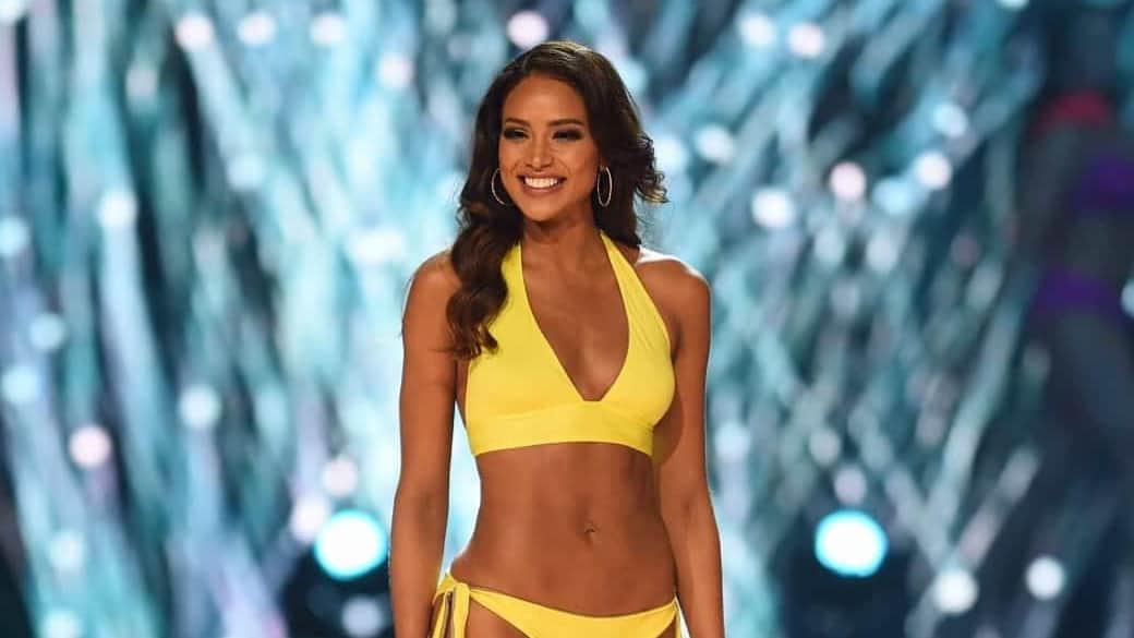 Andrea Tovar, Señorita Colombia y Primera Princesa Universal.