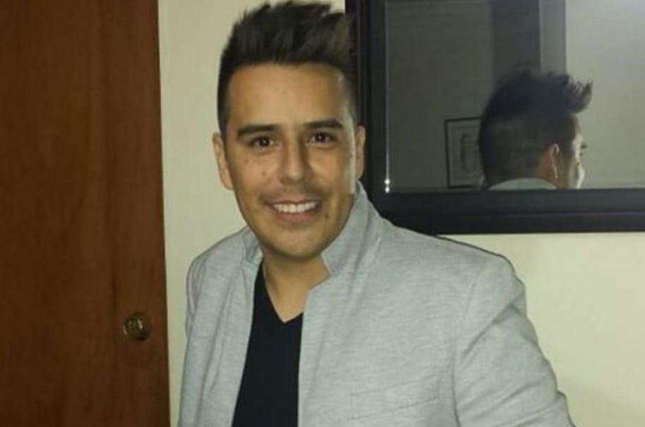 John Álex Ortiz, actor que interpretó a Mateito en 'Pandillas, guerra y paz'.