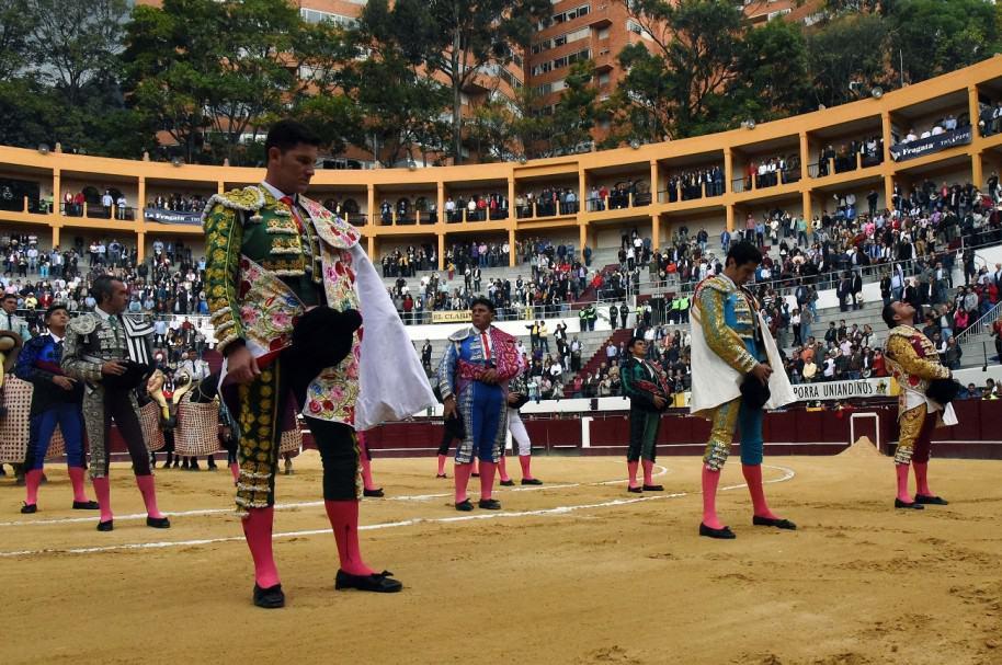 Temporada taurina en Bogotá
