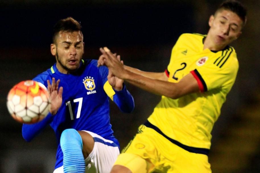 Colombia Brasil Sub 20 EFE