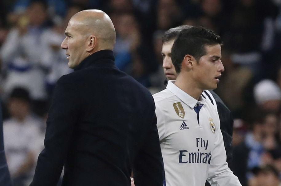 Zidane James