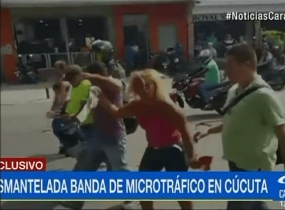 Banda de microtráfico desmantelada en Cúcuta. Pulzo.com