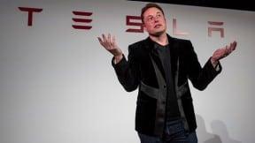 Elon Musk, CEO Tesla