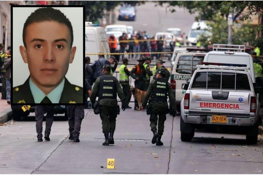 Alberiro Garibello, policía muerto