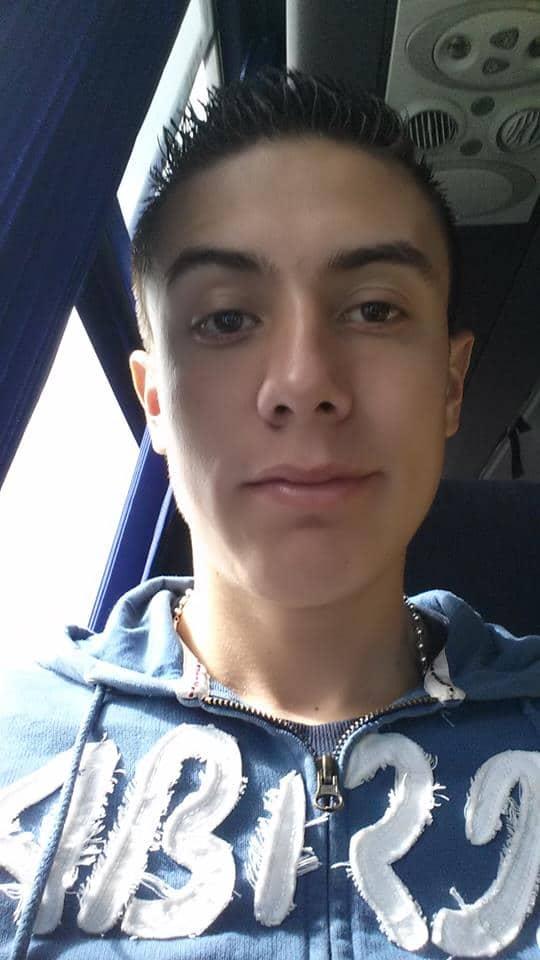 Patrullero Albeiro Garibello, fallecido