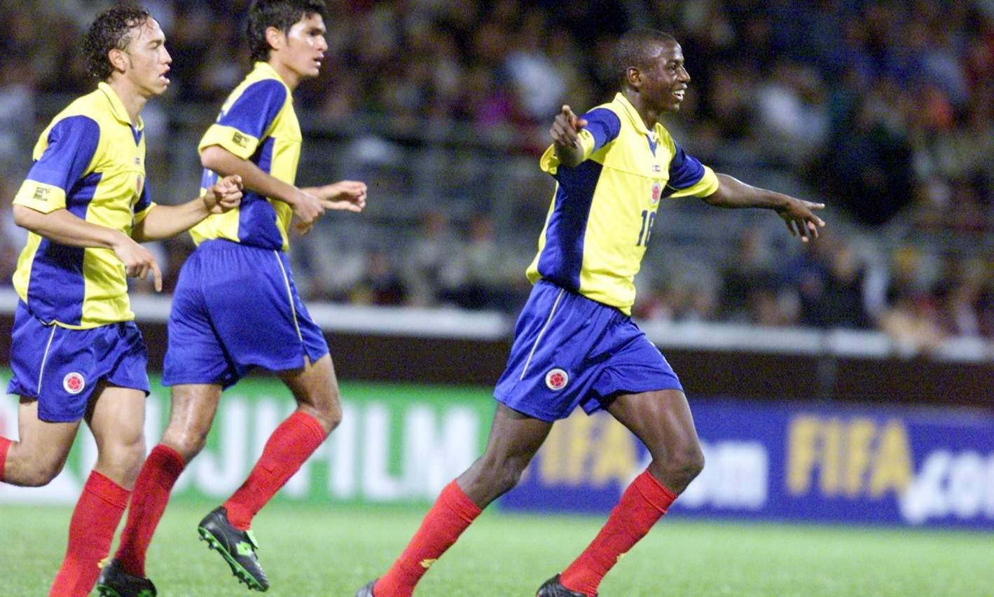 Colombia Sub 17 2003