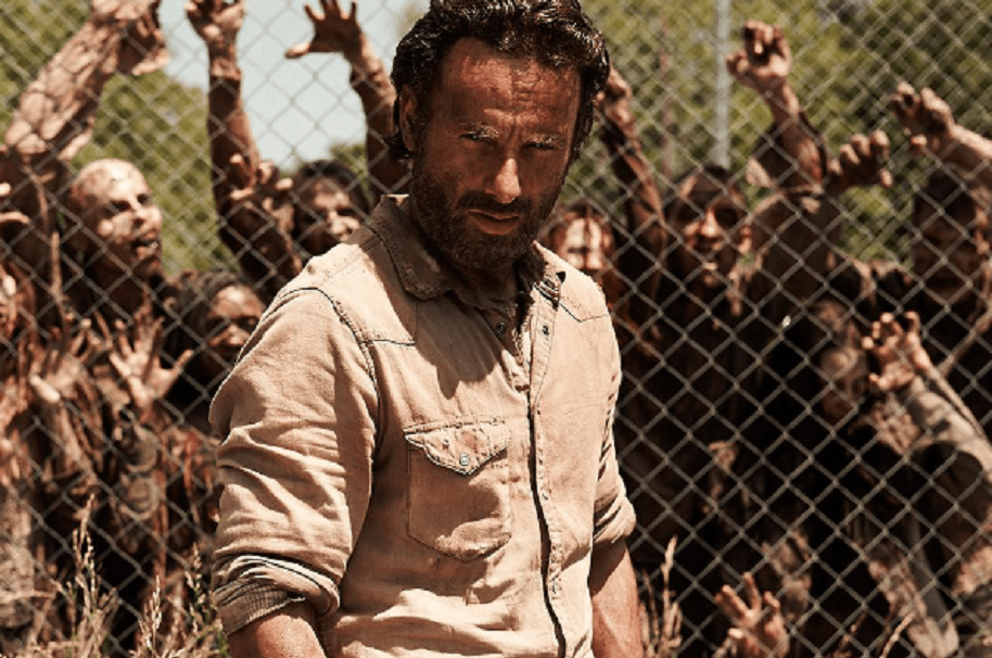 Error en capítulo de The Walking Dead