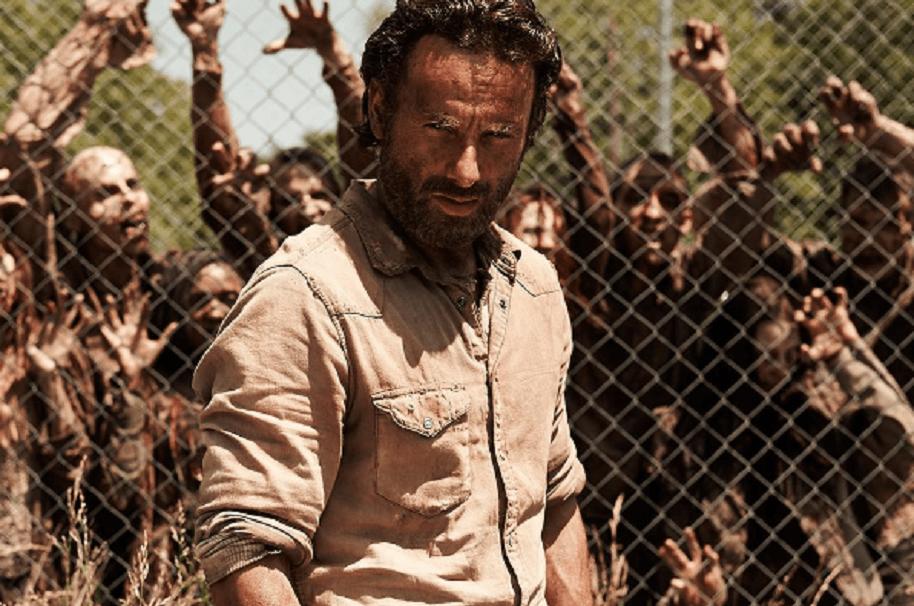 Error en capítulo de The Walking Dead