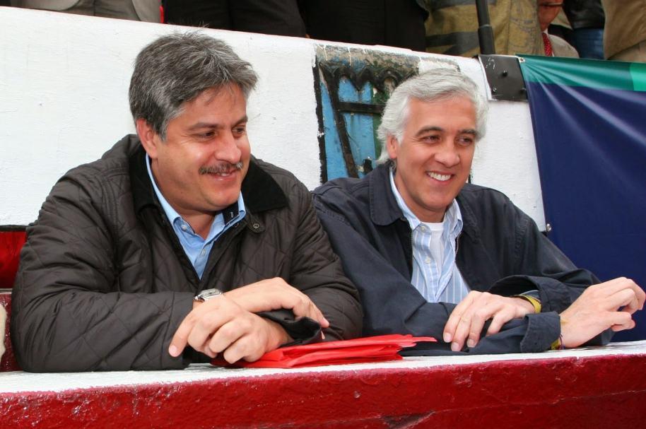 Hermanos Samuel e Iván Moreno