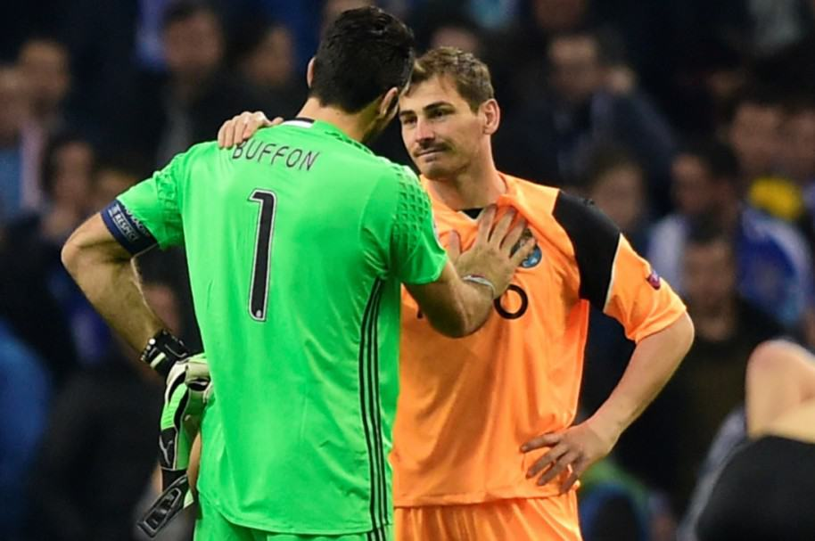 Casillas Buffon