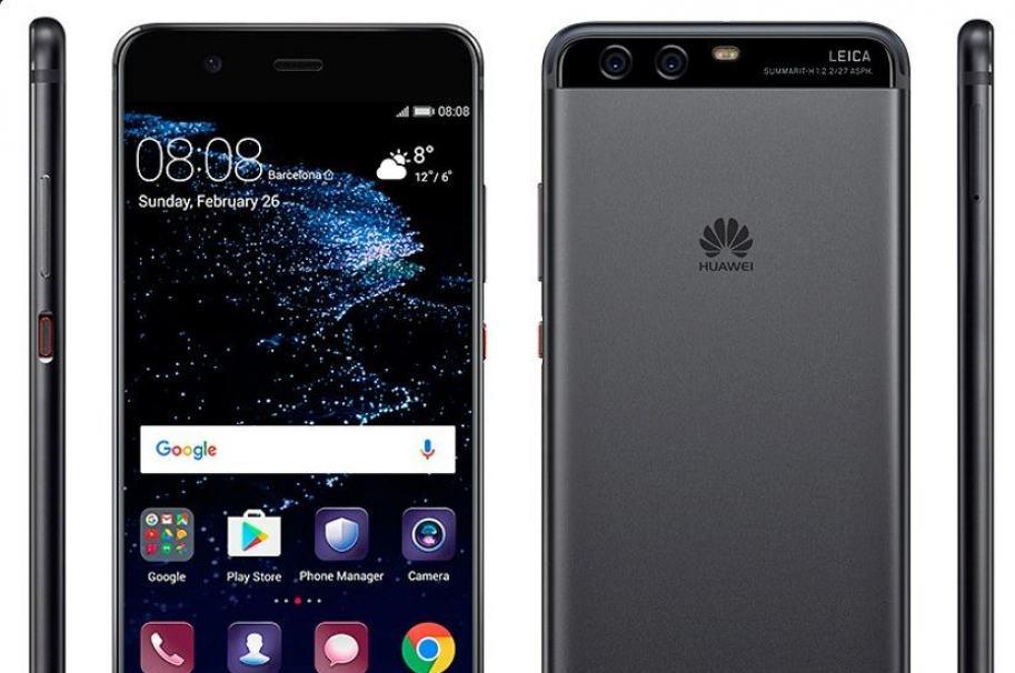 Imágen filtrada Huawei P10