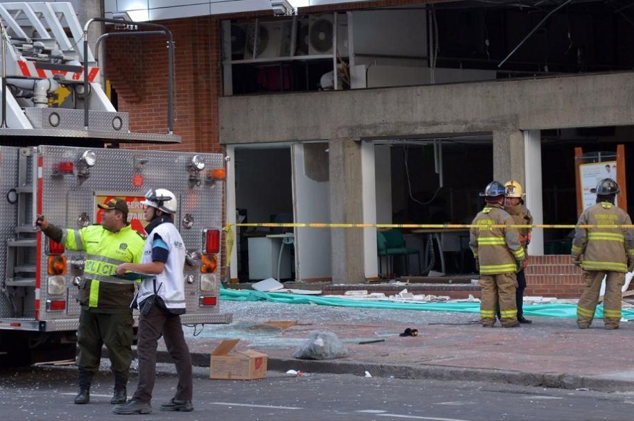 Capturas por atentados explosivos