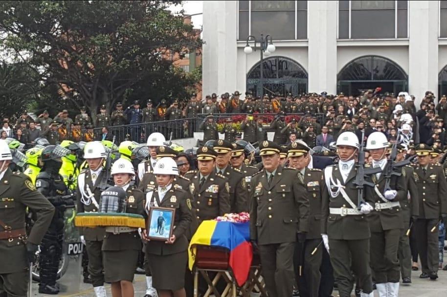 Ceremonia Policía