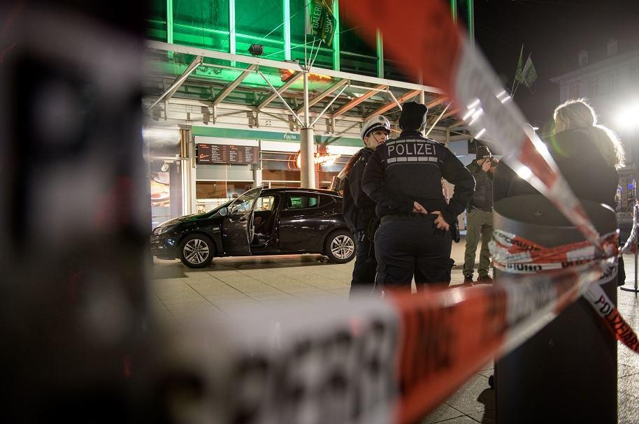 Ataque a peatones en Alemania
