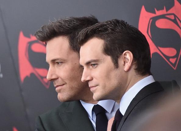 Protagonistas de 'Batman vs Superman'