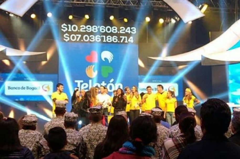 Fundación Teletón Colombia