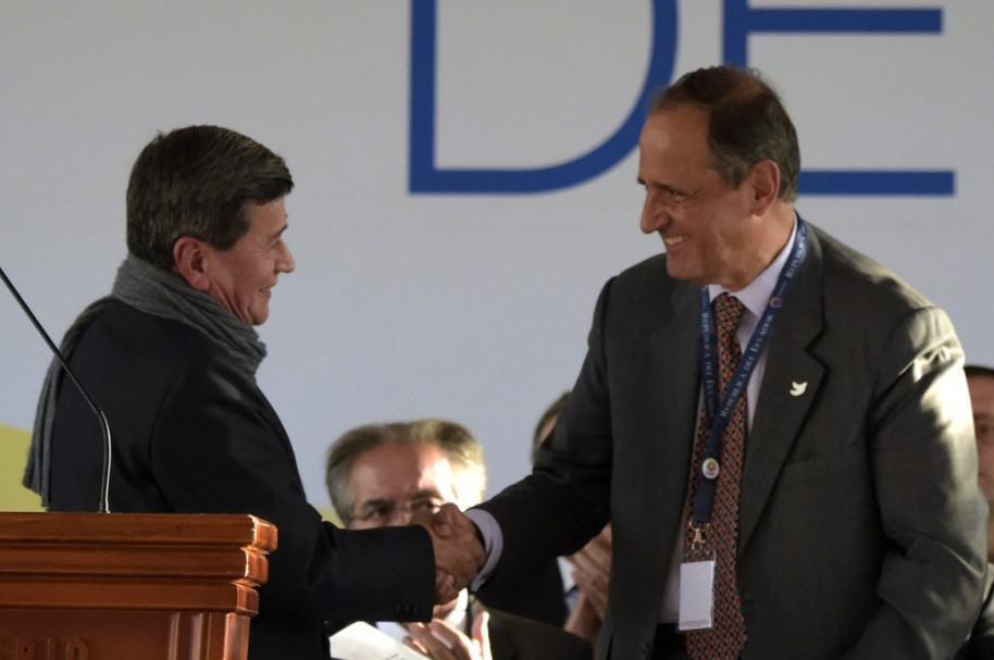 Juan Camilo Restrepo y Pablo Beltrán.