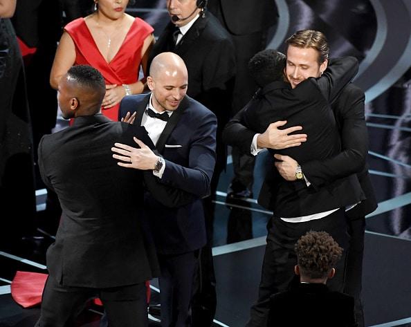 Entrega de los Premios Óscar