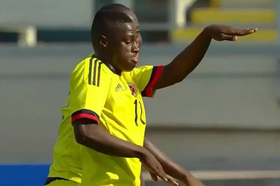 Colombia Uru Sub-17