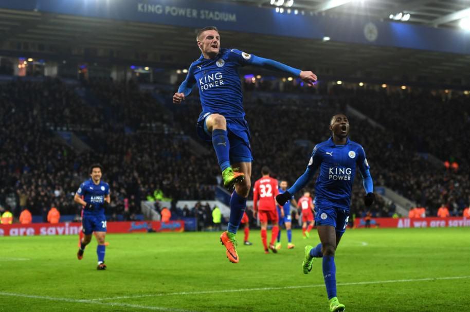 Jugadores Leicester