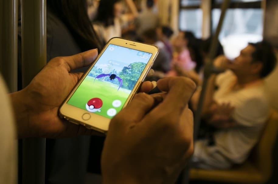 Pokémon GO en Bangkok