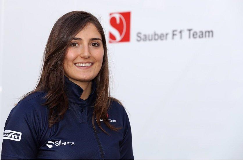Tatiana Calderón Sauber