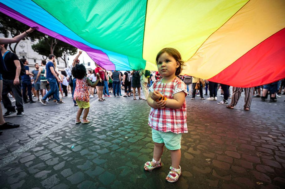Transexualidad infantil