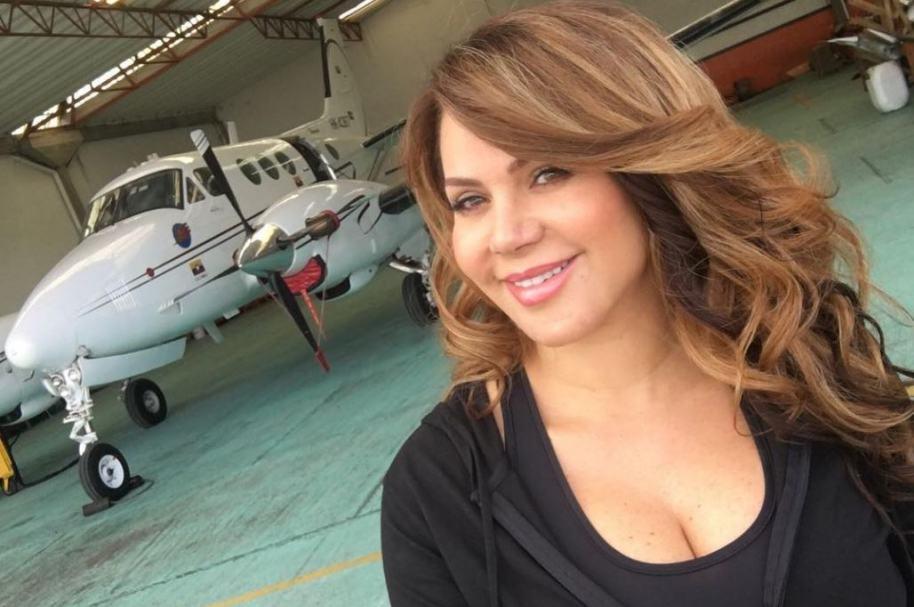 Lady Noriega, actriz, cantante y presentadora.
