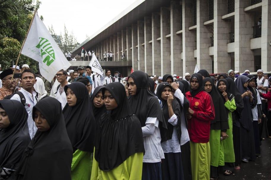Población musulmana