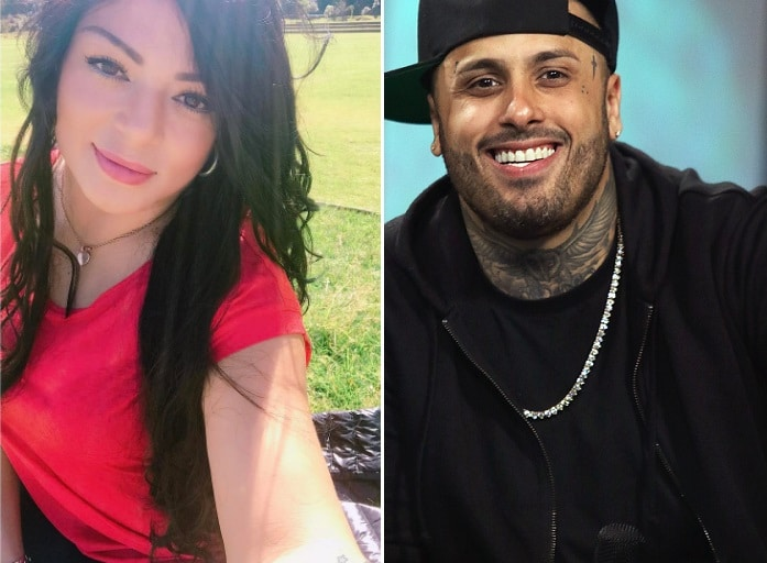 Marbelle y Nicky Jam, cantantes