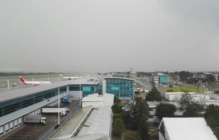 Aeropuerto El Dorado, principal puerto de entrada de extranjeros a Colombia