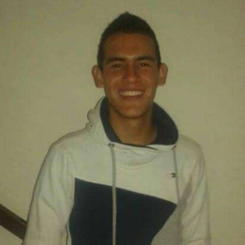 Juan Sebastián Jiménez Medina, joven desaparecido en Bogotá. Pulzo.com