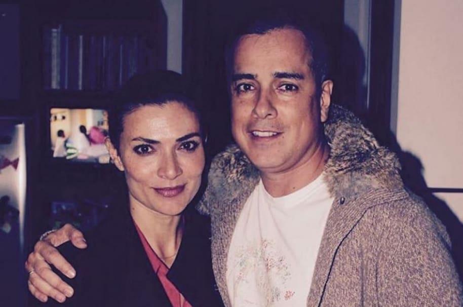 Ana María Orozco y Jorge Enrique Abello