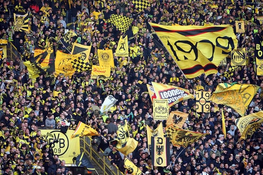 Hinchas Borussia Dortmund