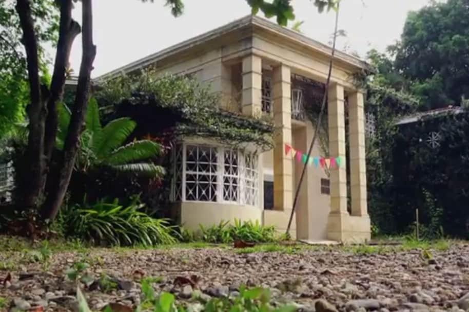 Montecasino, mansión de los Castaño