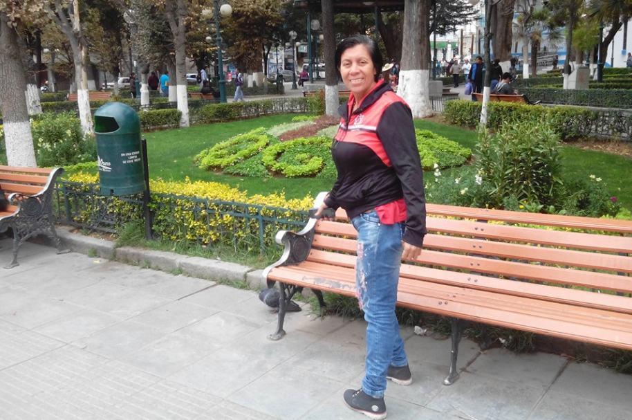 Directora de la escuela de salsa Latin Stars.