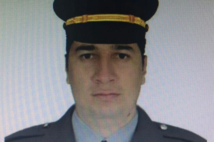 El Subteniente Ramón Mora es el policía asesinado en Tibú