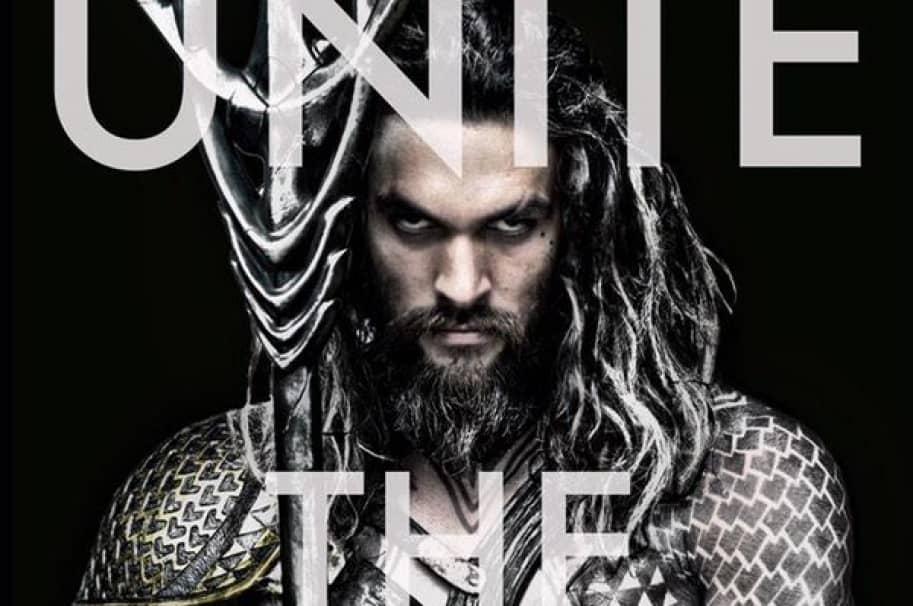 Póster de Aquaman. Pulzo.com