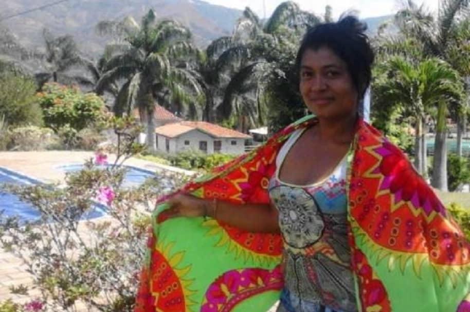 Ruth Alicia López Guisao, lideresa asesinada