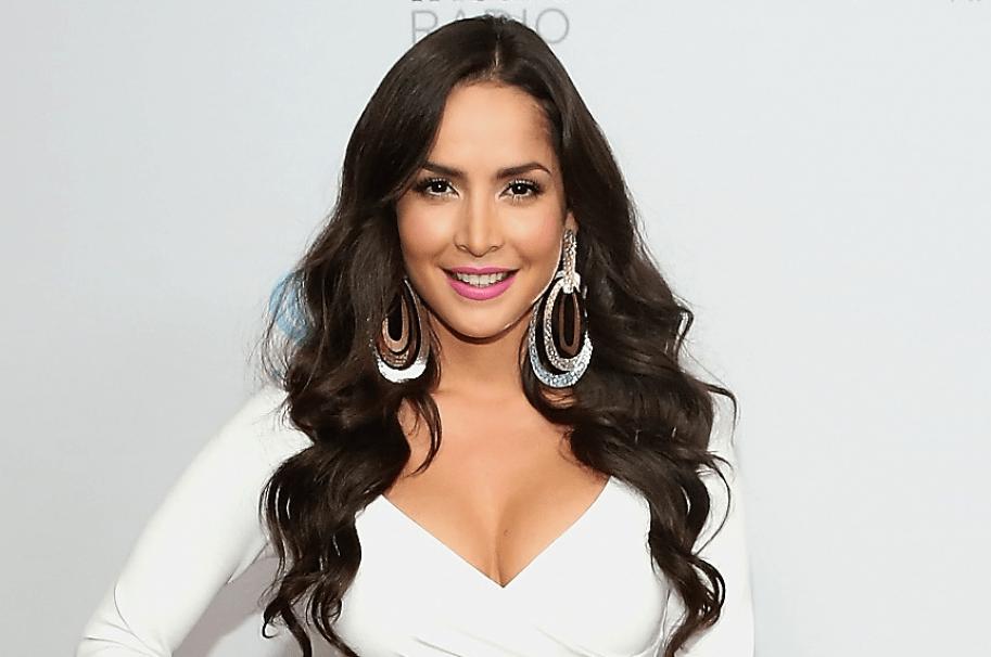 Carmen Villalobos, actriz.