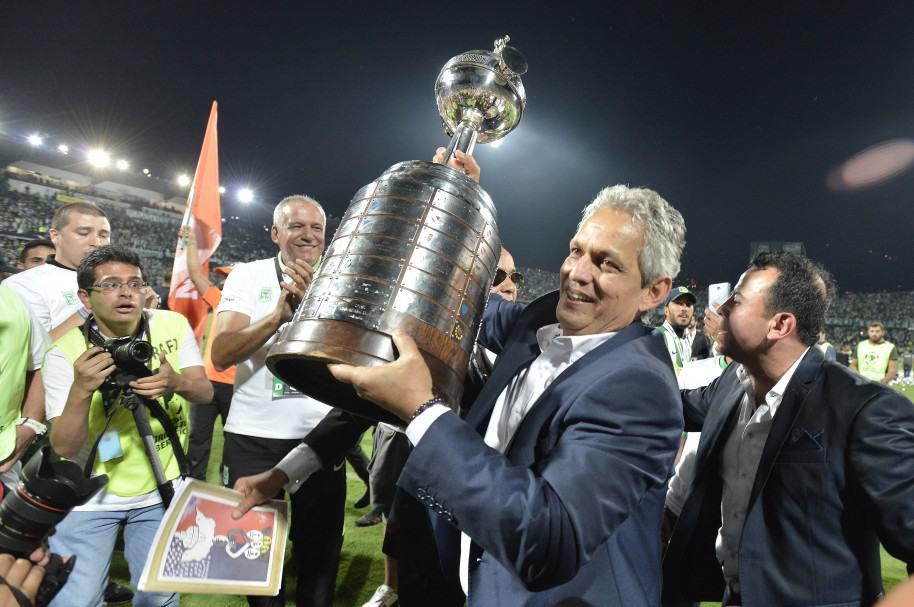 Reinaldo Rueda sueña con una nueva Libertadores