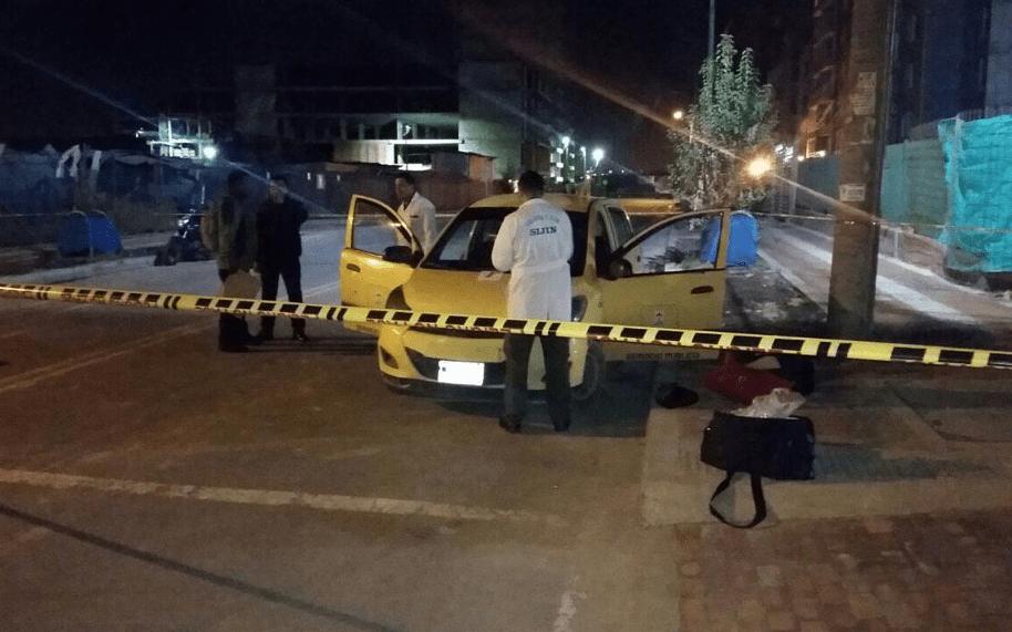 Taxista asesinado en Tintal (Kennedy)