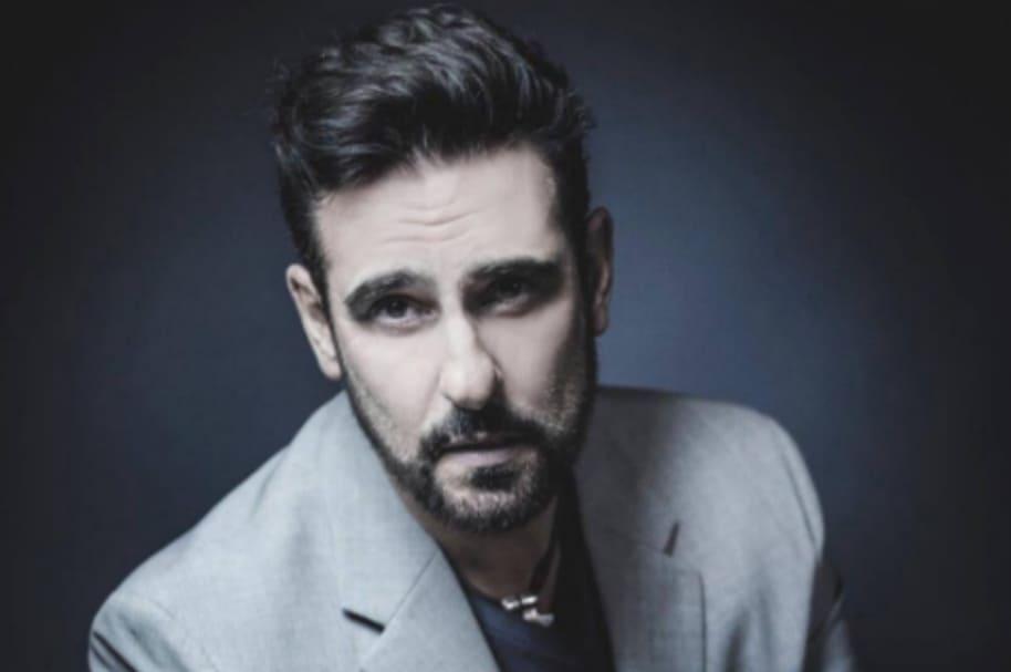 Miguel Varoni, actor colombiano.