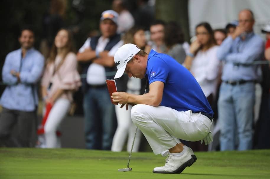 Tercera ronda del World Golf Championships-Mexico