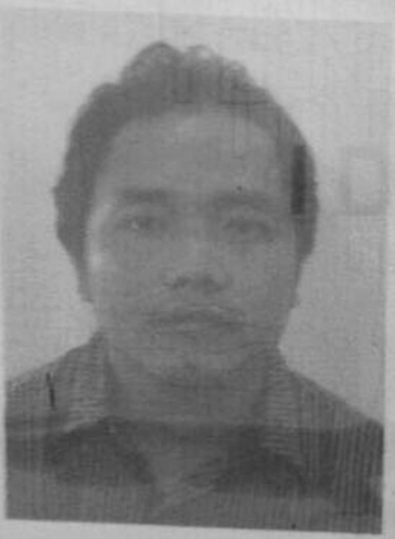 Puryanto, marinero indonesio asesinado