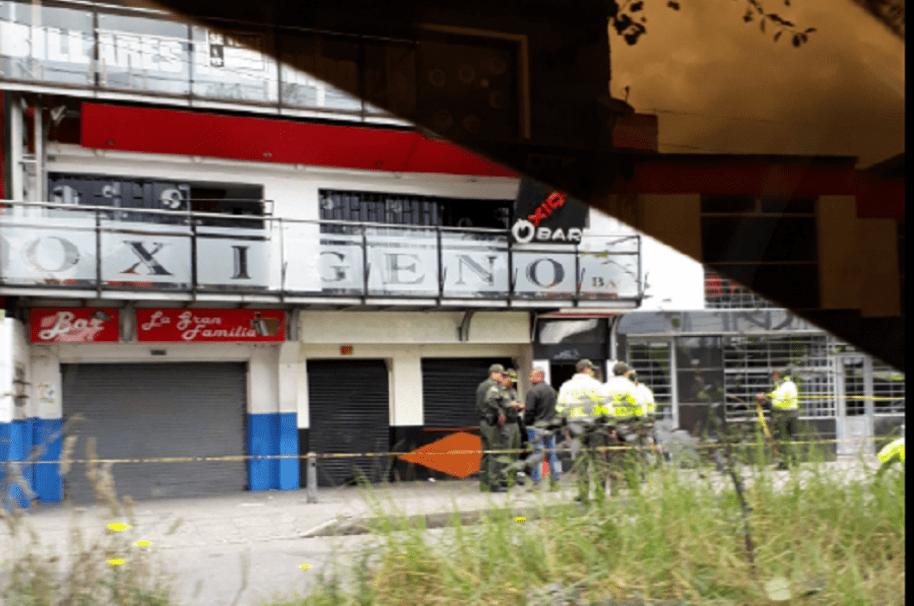 Masacre en discoteca 'Oxigeno' de Fontibón