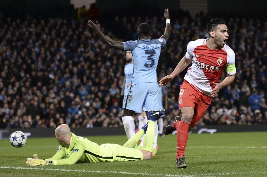 Segundo gol de Falcao frente al Manchester City - Pulzo.cm