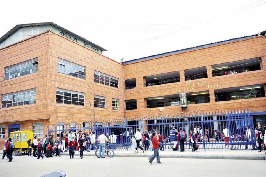 Colegio Celestí Freinet