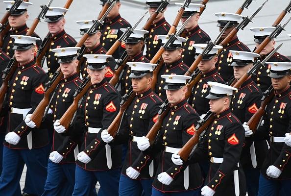 Marines de Estados Unidos