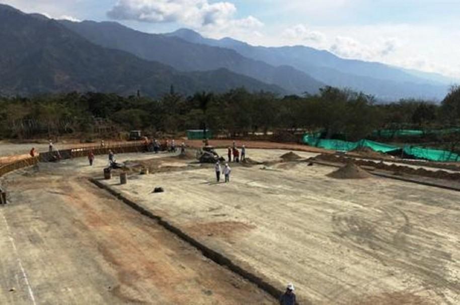Obras inconclusas en Ibagué